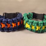 Super Fan Hex Nut & Paracord Bracelet