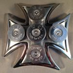 12 gauge belt buckle1
