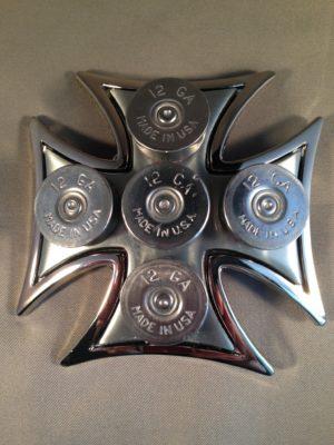12 gauge belt buckle1