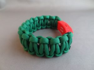 Light-Up Christmas Bracelet