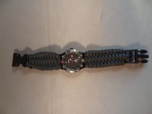 Paracord Watchband