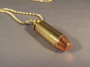 10 mm Cartridge-Brass Case & FMJ Bullet