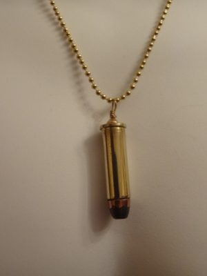 38 Special Cartridge-Brass Case & Semi Jacketed HP Bullet