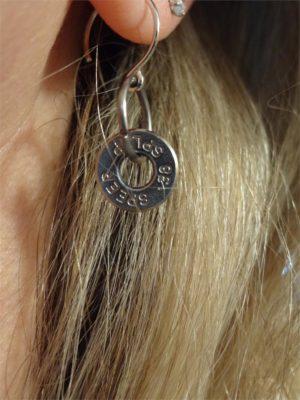 .38 Special Dangle Earrings