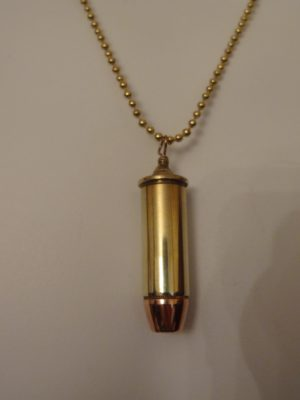 .44 Special Cartridge with Brass Case & Hollow Point Bullet