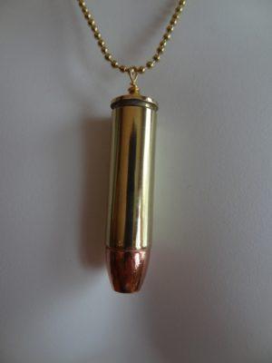 .50 Caliber Cartridge -Brass Hollow Point
