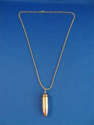9 mm Brass Case FMJ