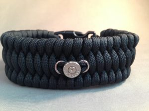 Trilobite Weave Bracelet with 9 mm Case Head