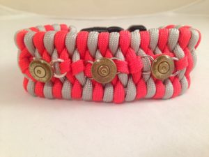 Triple Case Head Bracelet with Two Colors