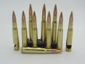 Engraved .50 Caliber Bottle Openers