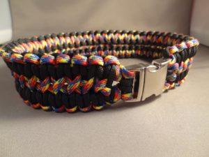 Double Soloman Dog Collar