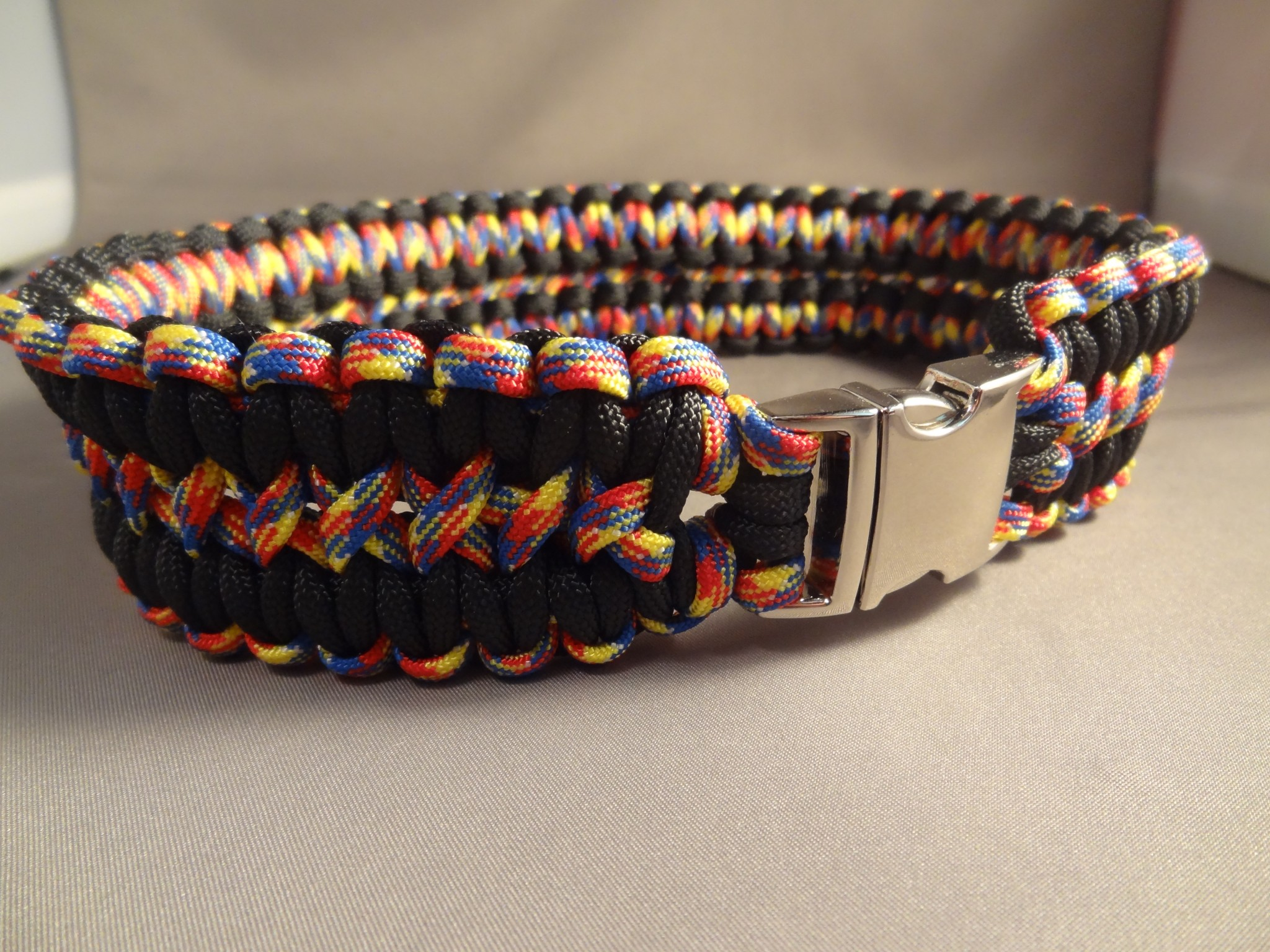 Double Soloman Dog Collar