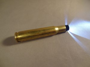 .50 Caliber BMG Flashlight.50 Caliber BMG Flashlight