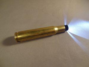.50 Caliber BMG Flashlight.50 Caliber BMG Flashlight