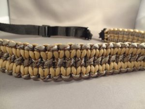 Custom Gun Sling-Tan/Camo-Pattern One