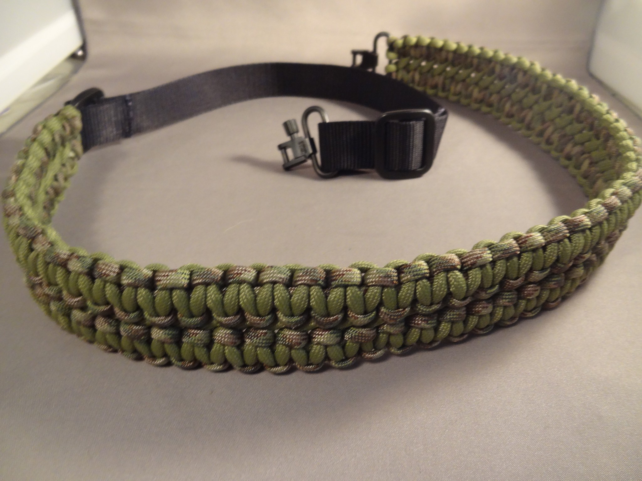Custom Gun Slings -Green/Camo