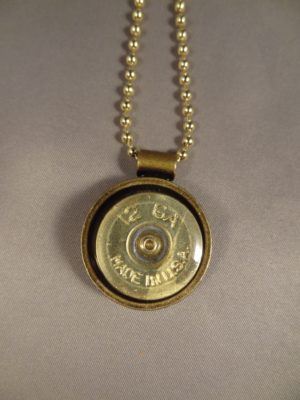 12 Gauge Necklace