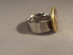 .50 Caliber BMG Ring