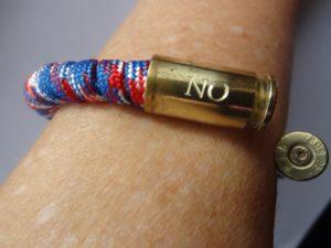 """""""No Fear"""" Bracelet"""