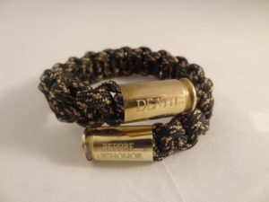 Death Before Dishonor Bracelet
