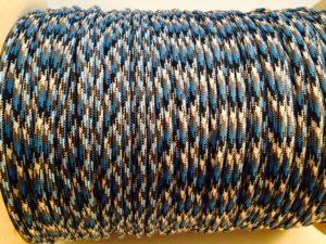 Camo, Blue Snake