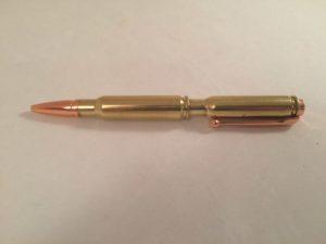 .308/.308 Brass Pen #1