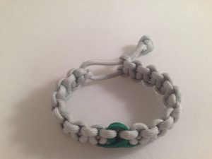 """The Kristin"" Organ Donation Awareness Bracelet"