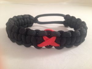 Motorcycle Safety Awareness Bracelet