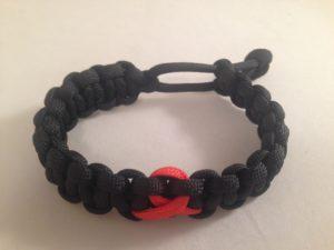 Motorcycle Safety Awareness Bracelet