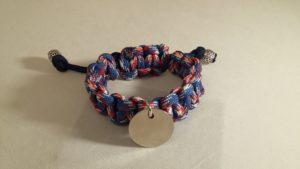 Two Color Adjustable Bracelet