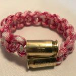Pink-Be Brave Bracelet